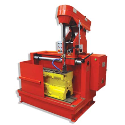 HYDRAULIC CYLINDER HONING MACHINE IMPORTED