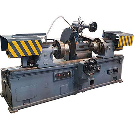 CRANKSHAFT GRINDER MACHINE - REFORMED - BRAND MATRA