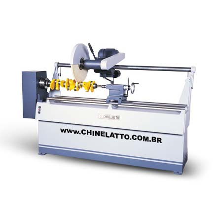 CRANKSHAFT POLISHER MACHINE  - CAP 2000 MM