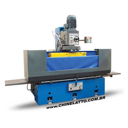 Surface Grinding and Milling Machine