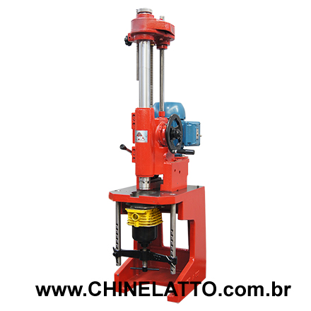 PORTABLE CYLINDER BORING MACHINE - 01 SPEEDS - MOD. BVC-90VE