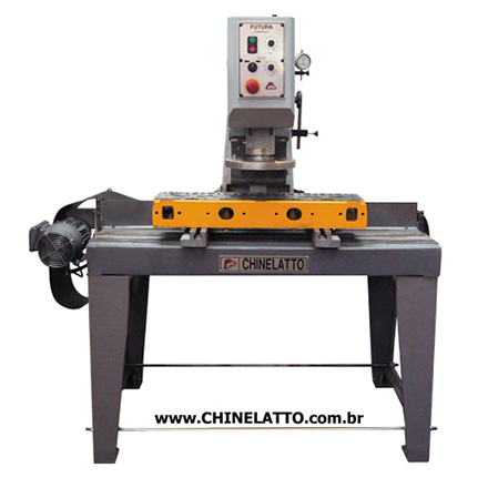 BLOCKS AND CYLINDER HEAD MILLING MACHINE CAP. 900 MM - MOD. FUTURA