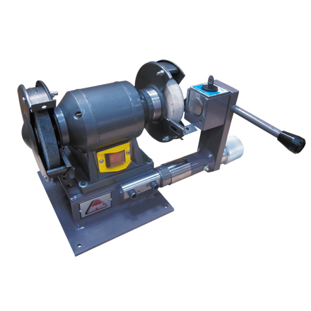 GRINDING MACHINE FOR VALVE INSERT