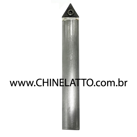 CON-ROD BORING TOOL - DIAMETER 12 X 76.5 MM - WITH INSERT